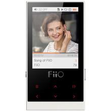 飞傲(FiiO)M3 无损音乐播放器hifi便携发烧高清MP3配耳塞 白色