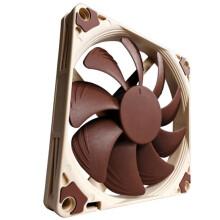 猫头鹰(NOCTUA)NF-A9x14 PWM 9cm风扇(SSO磁稳轴承/薄型CPU风扇/4针机箱风扇)