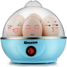 科顺(KESUN)ZD0001 煮蛋器 多功能家用蒸蛋器 可蒸7个蛋