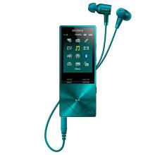 索尼(SONY)NW-A25HN mp3无损音乐播放器 翠绿色 高清降噪 含入耳式耳机
