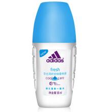 【京东超市】阿迪达斯adidas女士走珠香体液 清新50ml