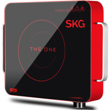SKG 1648 电陶炉 高级电炉 20档火力 2000W