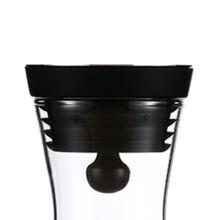 圆舍冷水壶盖子配件不锈钢玻璃壶盖 福腾宝的盖子(配件)