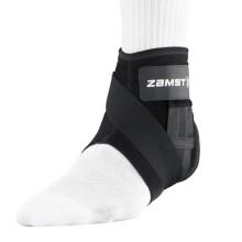赞斯特 ZAMST专业运动护踝A1-S 内翻崴脚保护篮球排球护踝 黑色(右) 单只装 S(鞋码28-34)