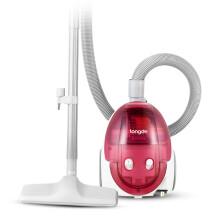 龙的(Longde)吸尘器VC801W-12 尘杯式可水洗 大吸力尘压缩不扬尘家用卧式吸尘器