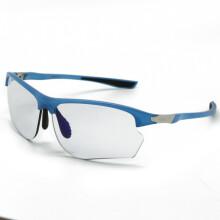 拓步MG006 NXT3代变色镀膜男女骑行眼镜 防风沙运动自行车眼镜装备 户外运动眼镜护目镜太阳镜 冰冻蓝+蓝膜