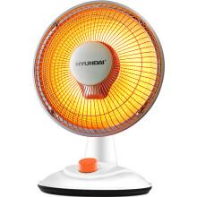 手机端:韩国现代(HYUNDAI)HDT601 台式小太阳取暖器/电暖器/电暖气39元