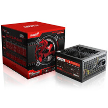 游戏悍将(FORGAME)额定400W 红警X4 RPO400X电源(省电10%/转换效率80%/准主动式/静音风扇/支持背线)