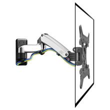 NB F300(30-40英寸)液晶显示器挂架/电视支架旋转伸缩壁挂架/电视机架人体工学架