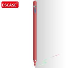 ESCASE 苹果iPad电容笔触控/触屏笔 兼容微软Surface/华为/三星等平板电脑手机 智能可充电 ES01尊享中国红