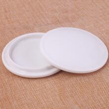 麦格士(Mugkiss)  圆形杯盖 1013陶瓷盖 适合7.7-7.9cm内径的杯子