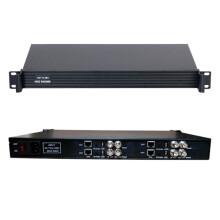 天创恒达多路视频编码器 微吼乐视优酷直播网络推流HDMI VGA SDI AV编码 4路SDI