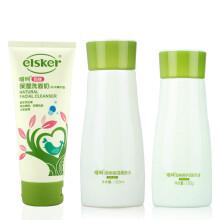 嗳呵妈咪保湿三件套 保湿洗面奶 保湿柔肤水 修护润肤乳液 优惠组