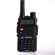 宝锋民用手持对讲机UV-5R 手台 调频迷你5W无线宝峰宝峰 一代标配送耳机