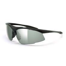 拓步TS001 PRO骑行眼镜偏光 变色户外运动眼镜防风护目镜太阳镜 防尘防风沙山地车骑行眼镜男女款 珍珠光黑
