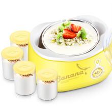 小田(Xiotin)1636CH 酸奶机 家用全自动 玻璃4分杯