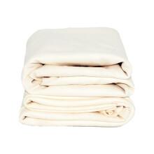 天气不错 洗车毛巾专用玻璃布吸水加厚擦车毛巾麂皮巾鸡皮布擦车巾鹿皮巾 30*30两条装(规则尺寸) 规则50*80两条