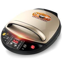 利仁(Liven)LR-D3020A 电饼铛 可拆洗 自主烙烤 速脆功能煎饼机煎烤机