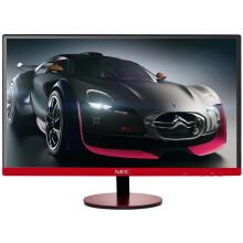NEC VE2708HI 27英寸宽屏液晶显示器 IPS广视角 纤薄机身 HDMI接口 红色