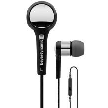 拜亚动力(beyerdynamic)MMX102iE  入耳式带麦克风动圈耳机 经典黑