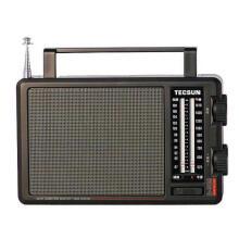 德生(TECSUN)收音机R-308高灵敏度调频调幅半导体收音机老年人用 本款