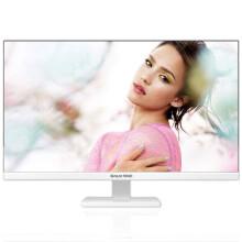 长城(GreatWall)Z2489WP/WH 23.8英寸液晶显示器 IPS广视角 典雅白