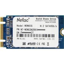 朗科(Netac)N5N系列 60G M.2 固态硬盘(NT-60N5N)
