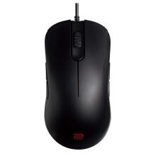明基(BenQ)ZOWIE GEAR 卓威 奇亚 ZA11 电竞游戏鼠标 有线鼠标 FPS CSGO/绝地求生/Apex鼠标 高背对称 黑色