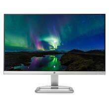 惠普(HP)24ES 23.8英寸窄边框6.3mm纤薄IPS屏广视角金属底座液晶显示器(银色)