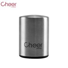 Cheer启尔红酒塞 抽真空塞红酒瓶塞不锈钢葡萄酒瓶塞红酒塞子 迷你版JS01