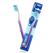 佳洁士(Crest) 三重护理牙刷(三重刷毛 保护牙龈 颜色随机发放)