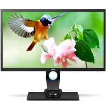明基(BenQ)SW2700PT 27英寸IPS广视角 2K高分辨率 滤蓝光 摄影设计定制 液晶显示器