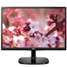 LG 20MP48A-P 19.5英寸光滑切割设计IPS硬屏 护眼不闪滤蓝光液晶显示器