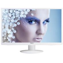 NEC VE2701XG/WH 27英寸宽屏液晶显示器 轻触式按键 白色
