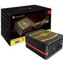 Tt(Thermaltake)额定650W TPG-650M 电源(80Plus金牌全模组/静音风扇/ 日系电容/ 游戏线材/ 全电压)
