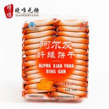 阿尔发纤缘饼干420g 奶油味*1袋