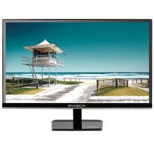 易美逊 P2289WDI 21.5英寸 IPS广角 5千万:1高动态对比度 宽屏LED背光液晶显示器 (黑色)