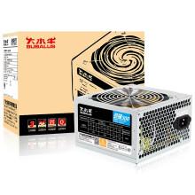 大水牛(BUBALUS)额定300W 劲强300电源(12CM静音液压风扇/智能温控/低待机功耗)