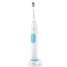 飞利浦(PHILIPS)电动牙刷HX6231 成人充电式声波震动牙刷性价比优于HX6730