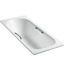科勒 KOHLER 浴缸 K-941T-0 索尚铸铁嵌入式1.5米 无扶手孔浴缸