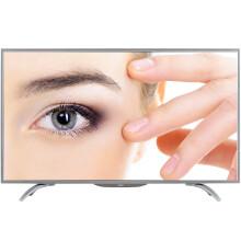 AOC LD40V02S6 40英寸净蓝光爱眼智能网络 LED背光数字电视/显示器(银色)