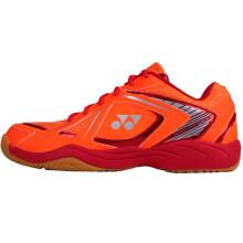 尤尼克斯YONEX羽毛球鞋运动鞋YY训练舒适羽鞋SHB-380CR亮橘41码