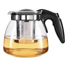 京东超市紫丁香 900ML耐热玻璃茶壶小怡然茶壶S93-2