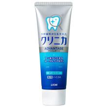 全球购              日本 狮王(Lion) CLINICA洁净防护牙膏 清凉薄荷型 130g 清洁牙垢 修护牙齿 美白牙齿 净化口腔