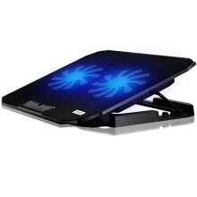 酷睿冰尊(ICE COOREL)A1笔记本散热器 (电脑配件/笔记本支架/散热架/散热垫/笔记本垫/适用于15.6英寸)