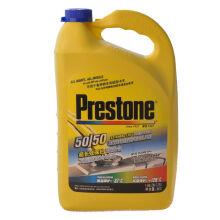 百适通(Prestone)AF2100 长效防冻液 水箱宝 冷却液 -37℃ 3.78L