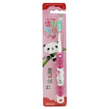 LG竹盐 6-9岁换牙期 儿童牙刷(颜色随机发送)(新老包装随机发送)