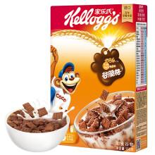 韩国进口 家乐氏(Kellogg's)谷脆格 进口燕麦片 即食冲饮 营养谷物早餐150g