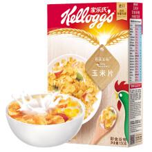 泰国进口 家乐氏(Kellogg's)玉米片 进口麦片 即食冲饮 营养谷物早餐150g