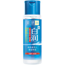 曼秀雷敦(Mentholatum) 肌研白润 美白化妆水170ml 滋润型(祛斑 补水保湿 护肤品 精华液 乳液)